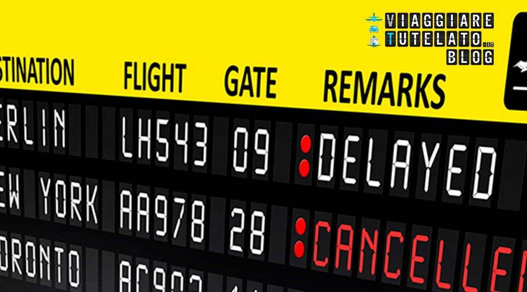 Indagine sul trasporto aereo