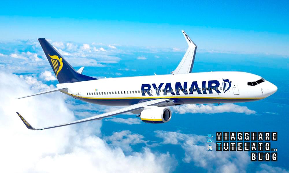 Ryanair annuncia nuovi voli da e per l'Italia
