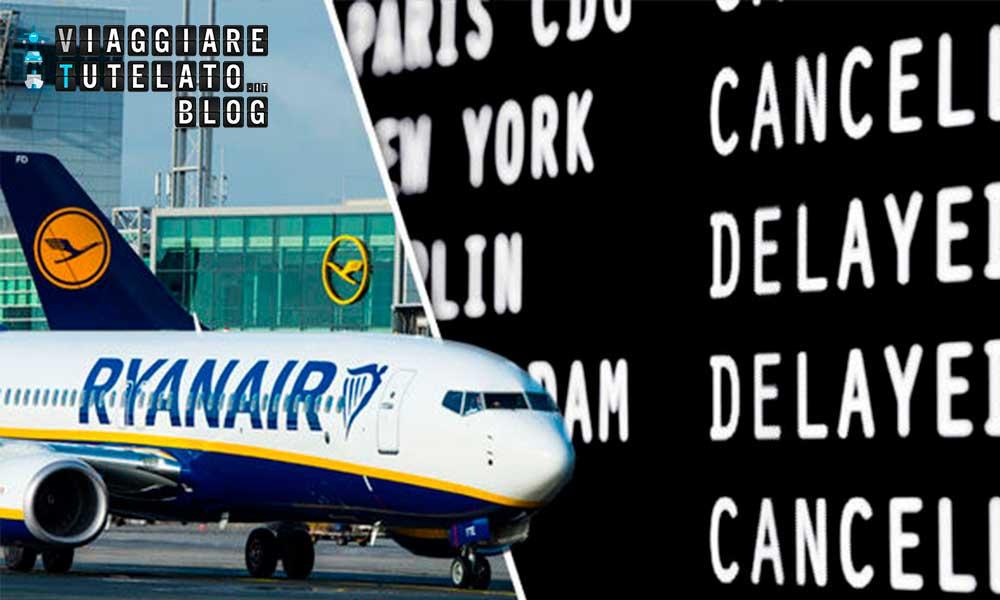 Cosa fare in caso di problemi con Ryanair
