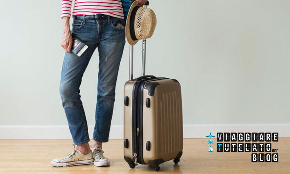 Le regole del bagaglio a mano