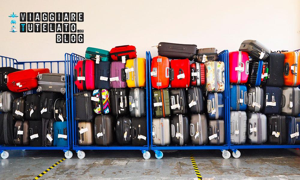 Viaggio aereo: istruzioni per i bagagli imbarcati in stiva