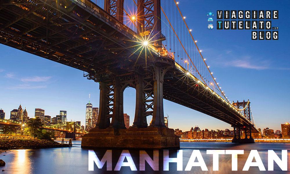 Manhattan e le altre isole di New York