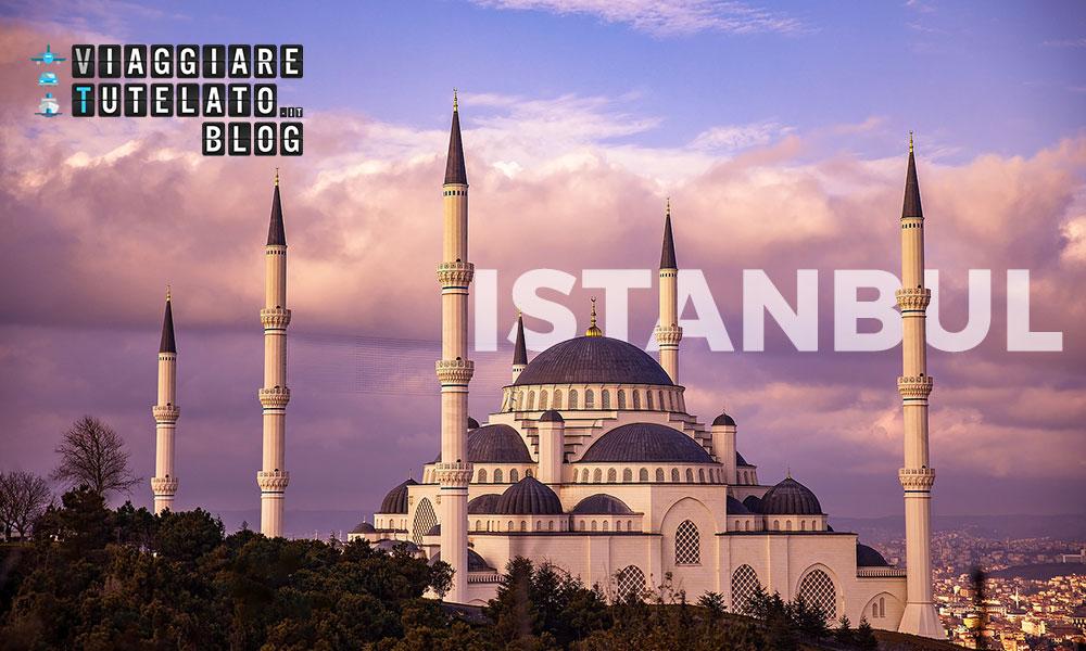 Istanbul: la città dove Oriente ed Occidente si abbracciano