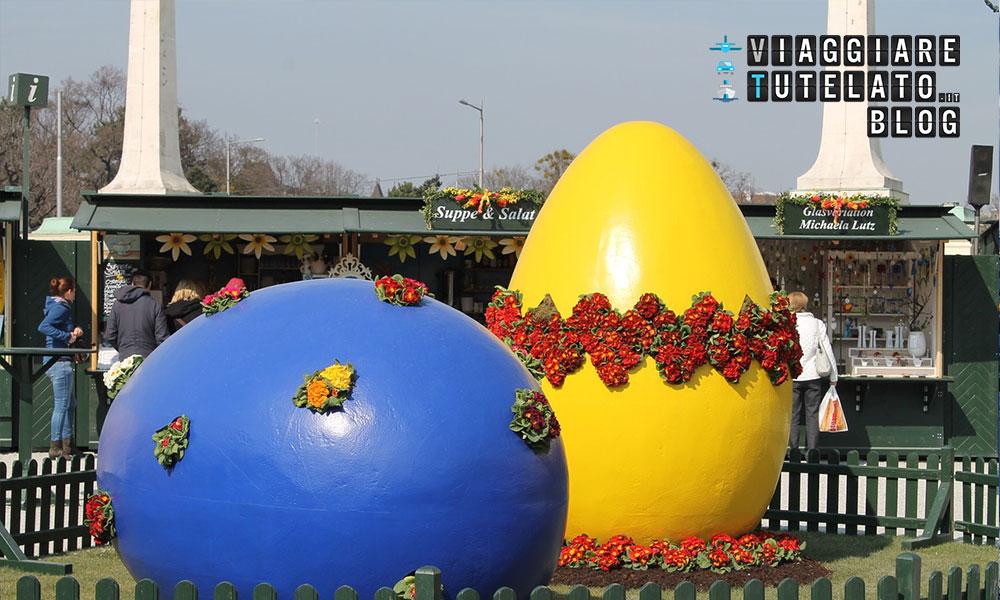 A Vienna per i mercatini di Pasqua
