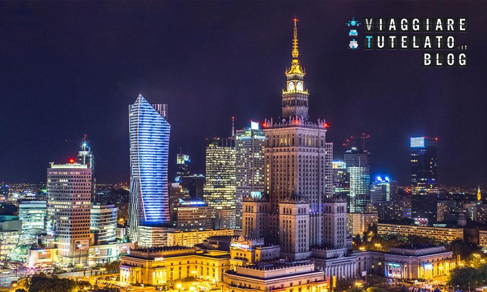 Varsavia, la sirena dell'est che strega tutto il mondo