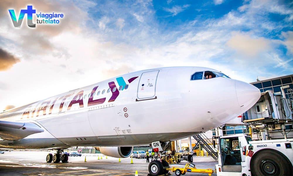 Air Italy punta sul Nord America: aperte le vendite per l'estate 2020