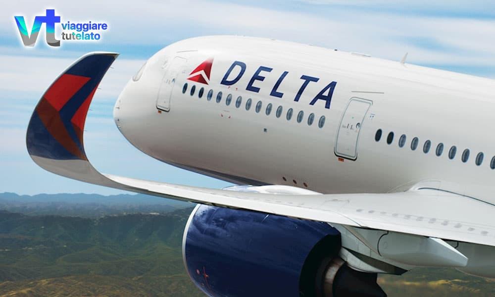 Delta Airlines, innovazione e servizi