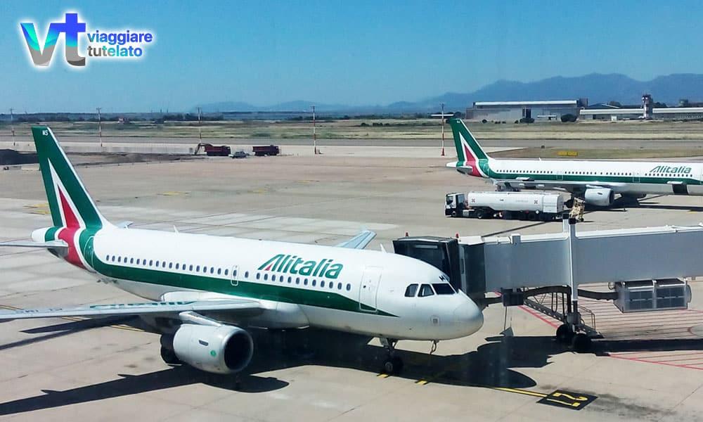 Sciopero Alitalia 6 Settembre