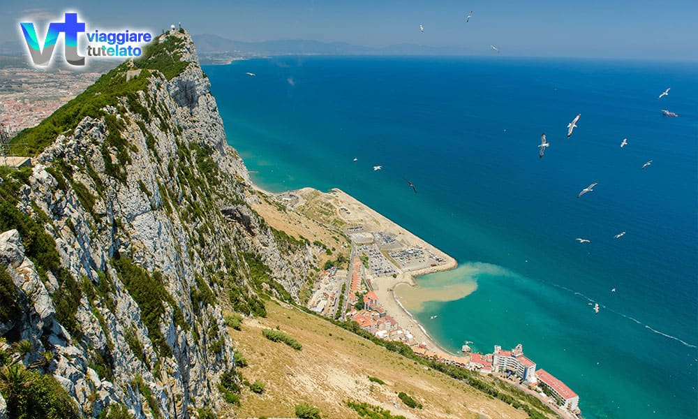 Gibilterra, il limite invalicabile delle Colonne d'Ercole