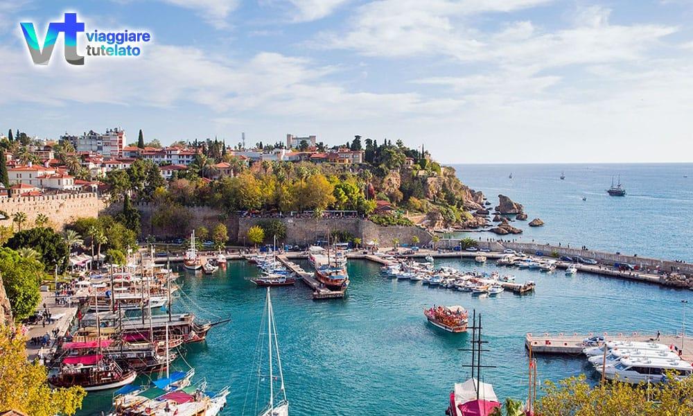 Antalya, la nuova regina del mediterraneo