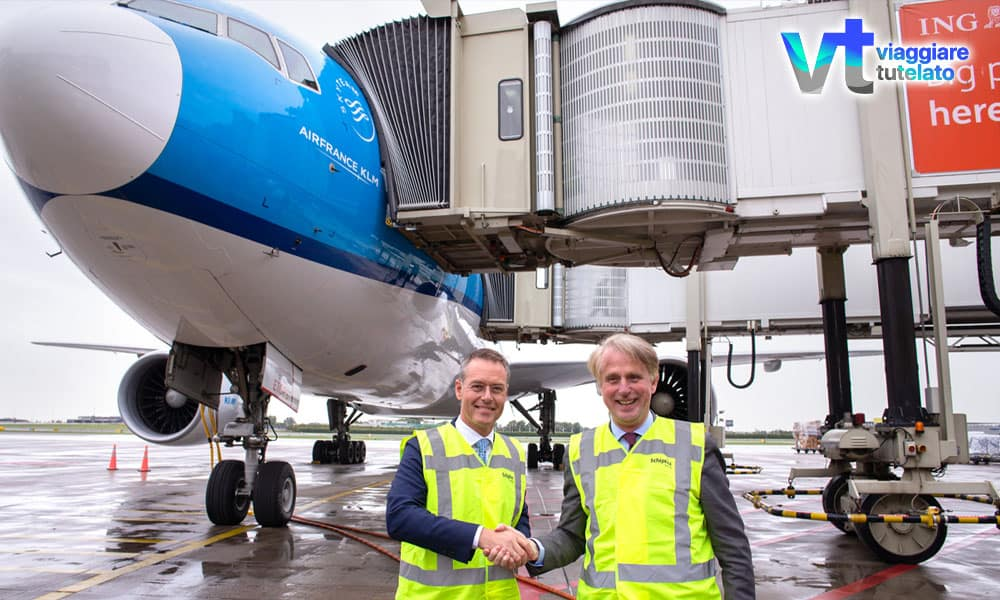 KLM testa il primo Jet Bridge intelligente