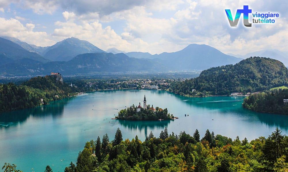 Il lago di Bled, una fiaba nelle Alpi slovene
