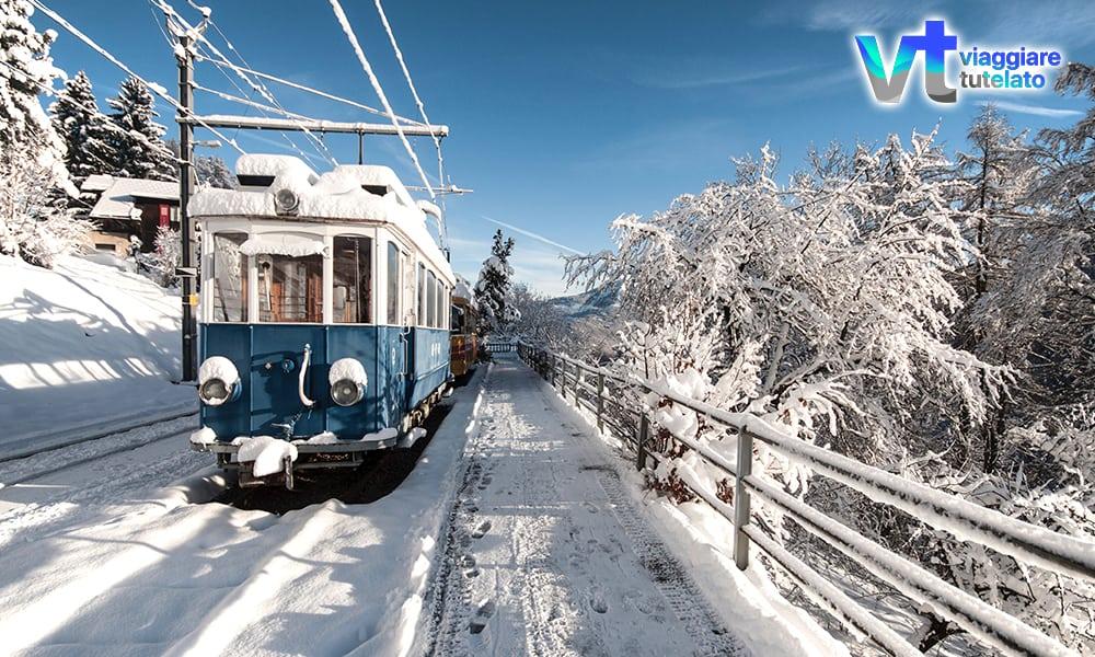 Capodanno Transalpino: Francia e Svizzera low-cost