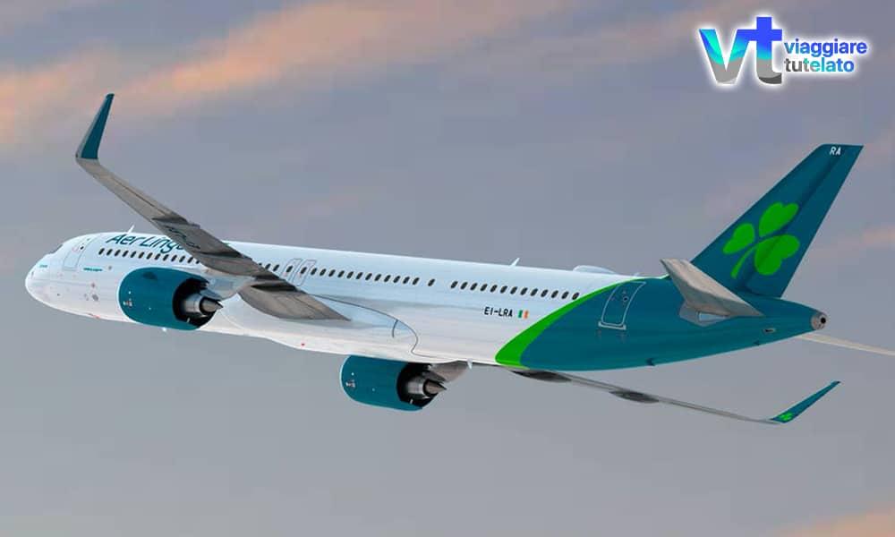 Aer Lingus e il richiamo dell'Italia: nuove tratte in arrivo