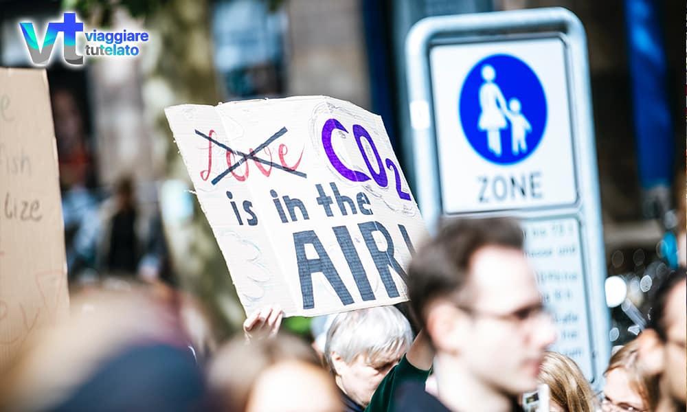 Il settore aereo punta alla sostenibilità ambientale